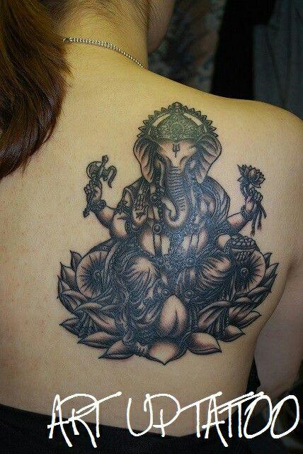 #tattoo #tokyo  #Ganesh  #god  #タトゥー  #ガネーシャのタトゥー  #インドの神    #ブラックアンドグレイ  #ファインライン  #女性彫師  #プライベートタトゥースタジオ  #タトゥー個室  #東京  #日野  #立川  #八王子  #アートアップタトゥー
