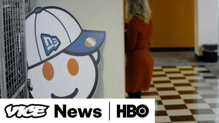 Reddit's Troll-in-Chief Steve Huffman - VICE News Tonight on HBO (Full S...