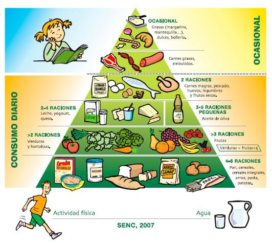 Alimentos de una dieta sana. La dieta sana es la que combina suficientes nutrientes para el mantenimiento y regeneración del organismo y escasos nutrientes perjudiciales para la salud.