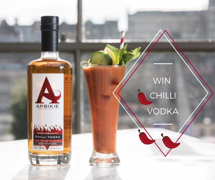 Sauce of the week and how to win a a bottle: Arbikie Vodka is made from heart-shaped potatoes not suitable for supermarkets. Well, they do use other shapes too, just not the usual round ones. The potato vodka is triple distilled in copper-pots. To make Arbikie Chilli Vodka, 43% ABV, some chipotle chillies are left to soak in with the potato vodka base…