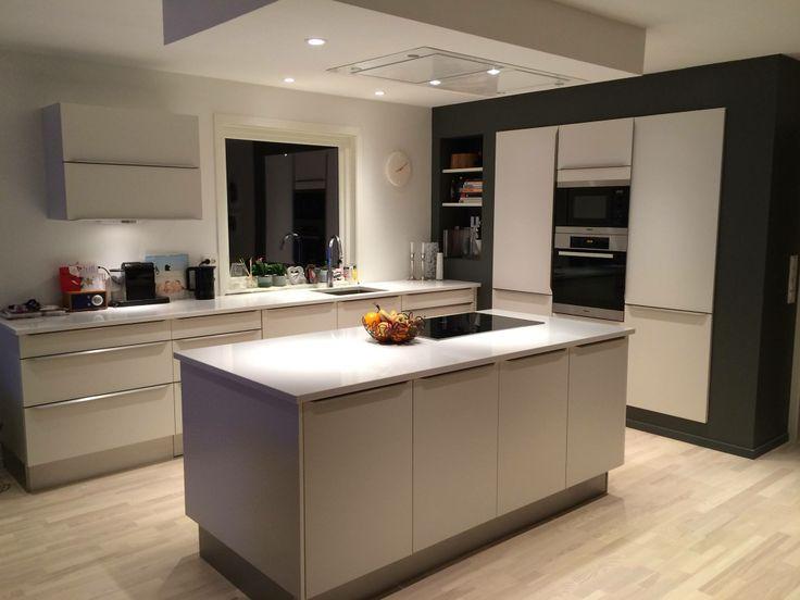 14 best cuisine images on Pinterest Kitchen dining rooms, Kitchen - hotte integree dans meuble haut