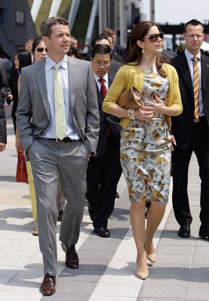 Princess Mary Photo - Expo 2012 Yeosu Begins