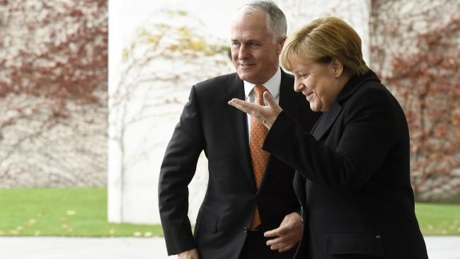 Australia and Germany to boost ties