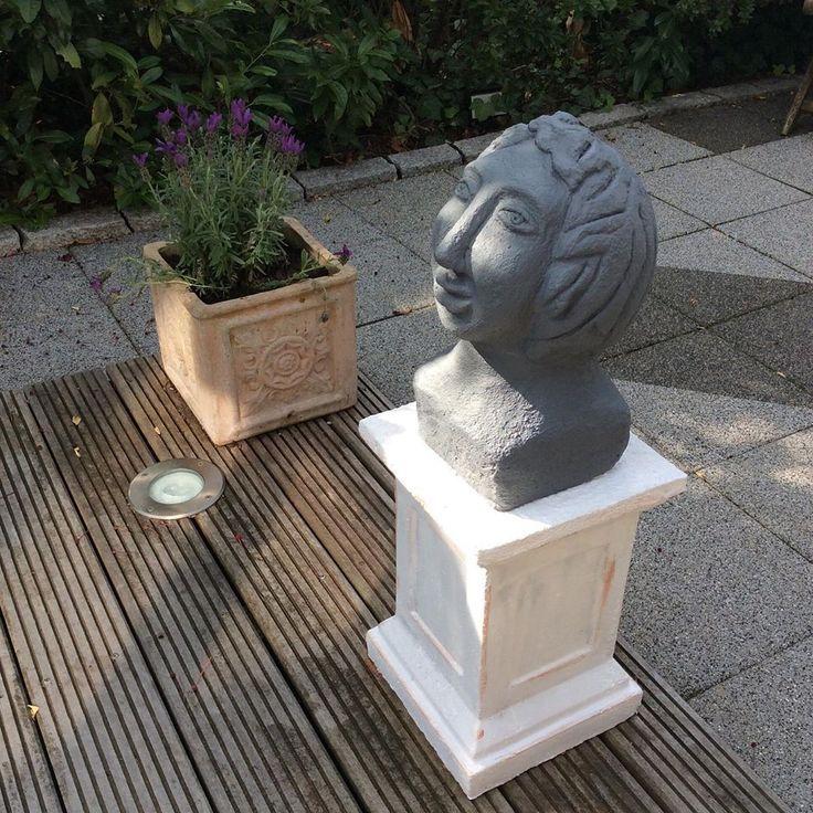 50+ Skulpturen fuer den garten aus beton 2021 ideen