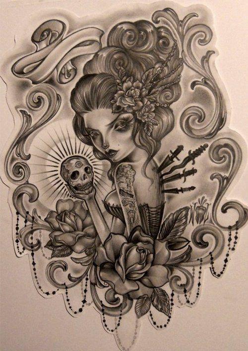 illust #tattoo
