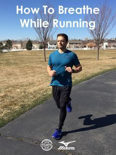 Are you quickly fatigued when running? The solution could be in your breathing. We're partnering with Mizuno and Jared Beckstrand from Tone and Tighten to show us how to breathe while running.