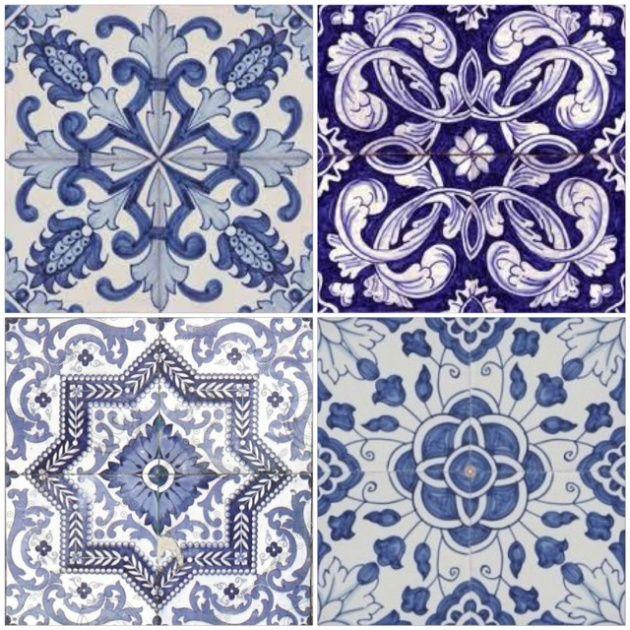 azulejos para decoração externa arabescos - Pesquisa Google