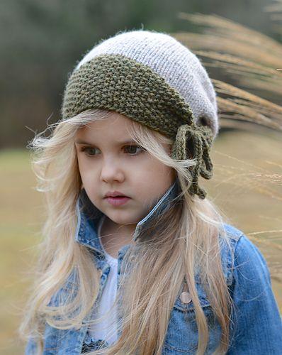 Ravelry: Geneva Hat pattern by Heidi May