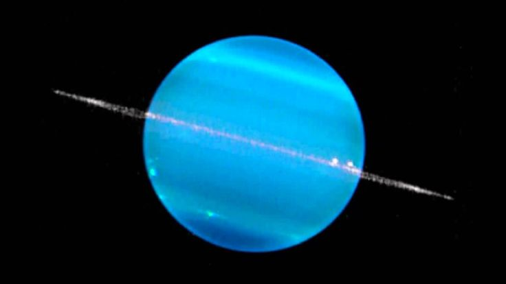 uranus is one of the gas giants and then - photo #25