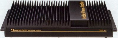 Nakamichi PA-350 Car Audio(Power Amplifier)