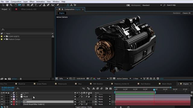 Check out the new features inside Element 3D V2! http://www.videocopilot.net/