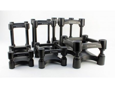 Iso l8r series speaker stands