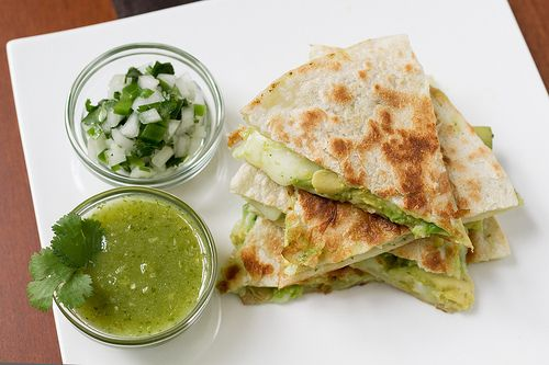 avocado quesadilla | Mostly Avocados and Pizza | Pinterest