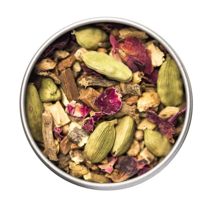 Our Balance Health Tea blend.