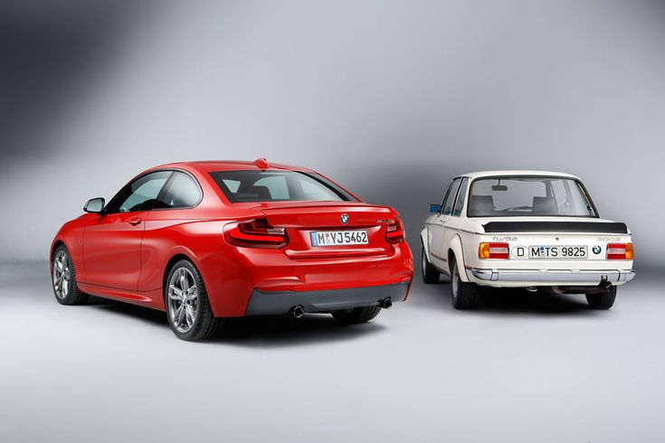 BMW M235i vs BMW 2002. My father had a 1974 2002 turbo, it was like no other vehicle being made in its time....before it was BMW or Beemer, back when it was Bavarian Motor Works! Wish I had that car today!
