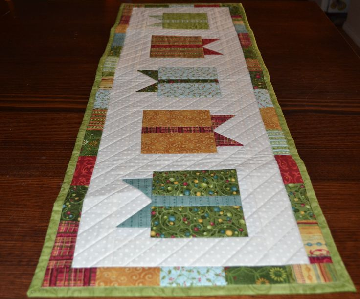 Love those Nancy Halvorsen fabrics