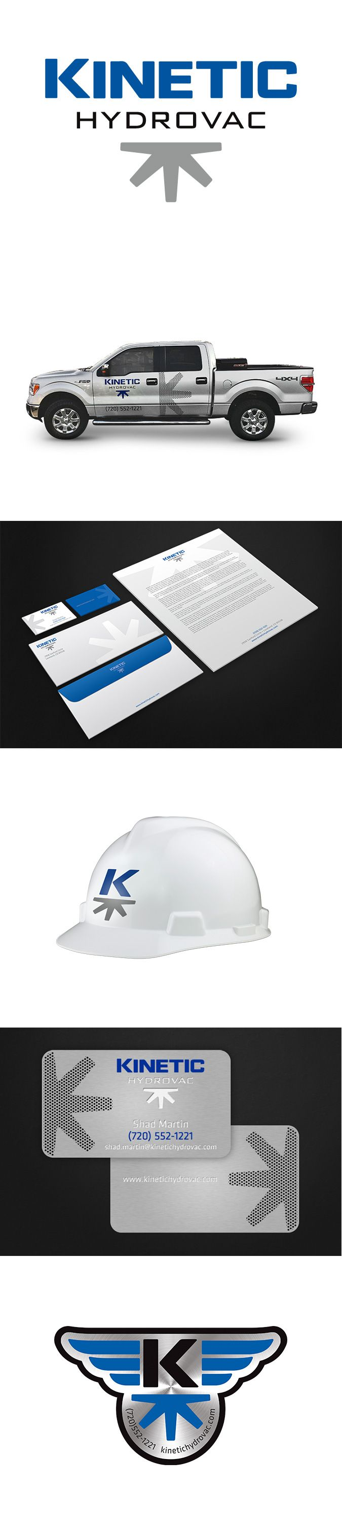 Energy Industry Logos - Kinetic Hydrovac