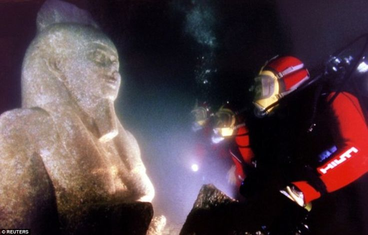 Sunken treasures: A major new exhibition at the British Museum will unveil artefacts from ...