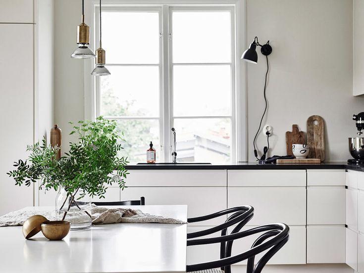 1188 best Keittiöideoita images on Pinterest Interior design - harmonisches minimalistisches interieur design