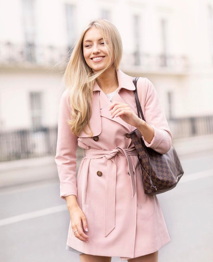 "11.4k Likes, 67 Comments - Freddy Cousin-Brown (@freddy) on Instagram: """"And do you know what really is a fabulous feeling? Walking down a busy street wearing a pink coat…"""