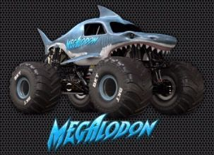 Megaladon Monster Truck