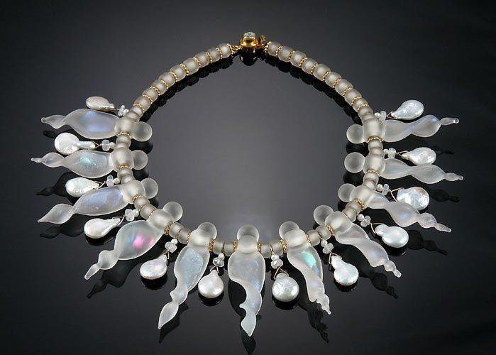 handmade bead jewelry | ... Studio - Contemporary Handmade Glass Beads & Jewelry - Necklaces