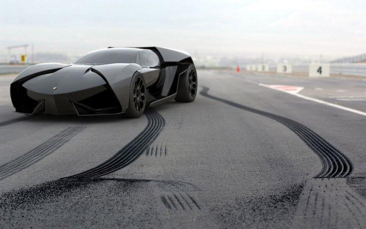 General 1680x1050 car Lamborghini Ankonian Concept