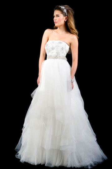Liza Emanuele Bride