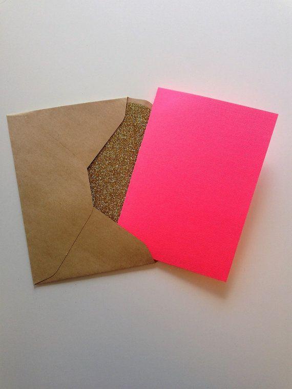 Pop Up Penis Greeting, Bachelorette Card; Black Glitter, Hot Pink- Customizable!#earlesfolly