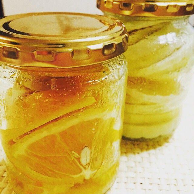 レモンはちみつ漬けの作り方。簡単でおいしい活用レシピもご紹介