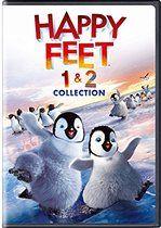 Happy Feet/Happy Feet Two DVD - $5.99! - http://www.pinchingyourpennies.com/happy-feethappy-feet-two-dvd-5-99/ #Amazon, #Happyfeet