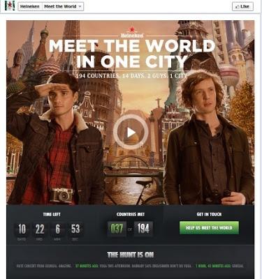 Heineken: Meet the World in one City