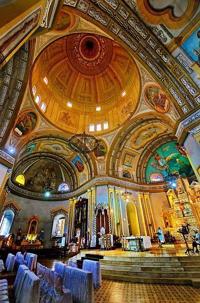 San Sebastian Cathedral, Lipa City, Phillippines by Allan Jay Quesada