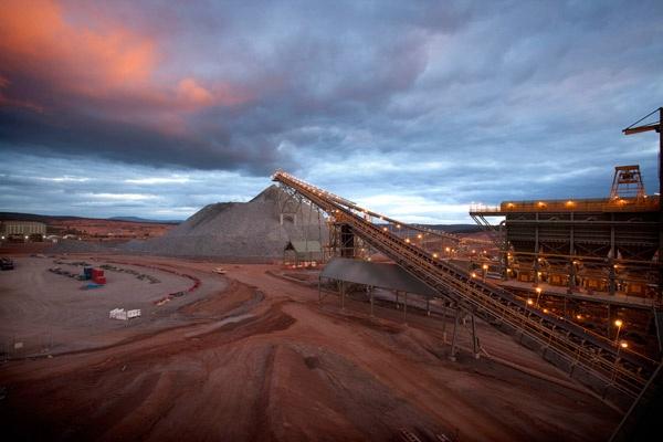 Location : Boddington, Australia  Gold Production in 2011 : 741,000 oz