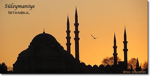 Istanbul, Turkey --  Turkey Travel Planner