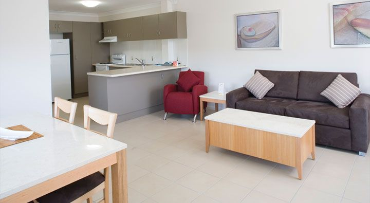 Self-Contained Apartments at Rydges Townsville.