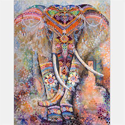 Boho éléphant Psychédélique Arbre de Vie Motif floral Tapisserie Hippie Mandala Gypsy mur Feuille Couvre-lit Couvre-lit Couverture de pique-nique Rideau Decor Table couvre-lit Housse pour canapé Yoga Plage, D, Taille M