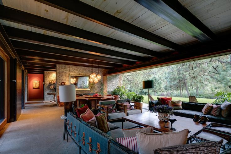 PE House / Taller Arquitectonica – Andres Escobar – nowoczesna STODOŁA   wnętrza & DESIGN   projekty DOMÓW   dom STODOŁA