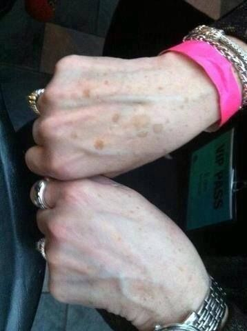 Nerium - it's not just for faces! Have you ever noticed women's hands as they age… don;t let your hands do the talking….. Get yours now! http://www.getyoursnow.nerium.com