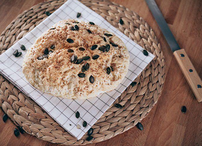 Pan esponjoso sin gluten para #Mycook http://www.mycook.es/cocina/receta/pan-esponjoso-sin-gluten