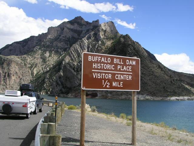 Buffalo Bill Dam Cody Wyoming Wyoming Pinterest The