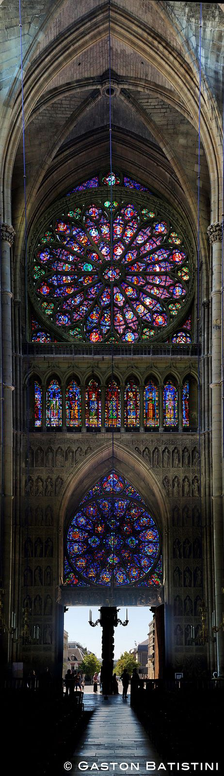 Cathédrale Notre-Dame de Reims, Champagne Ardenne, France | by Gaston Batistini (6 million+ views thanks to all !