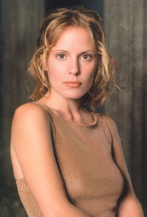 "Emma Caulfield as Anya/Aud/Anyanka in ""Buffy The Vampire Slayer"""