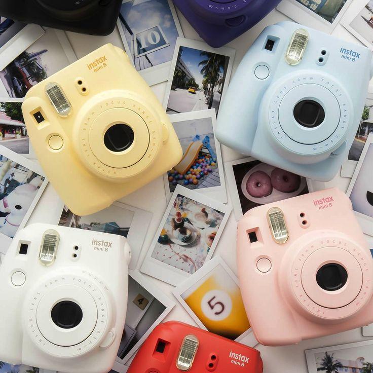 Фотоаппарат для печати фото из инстаграм