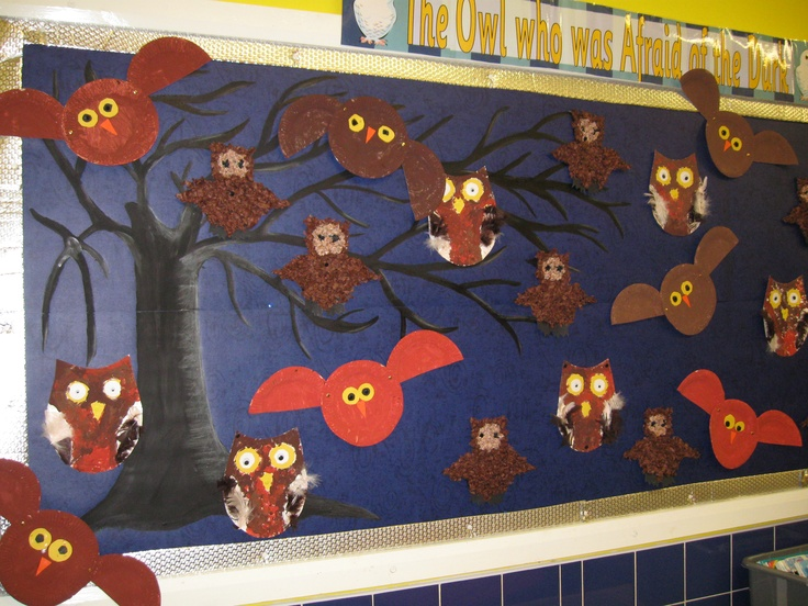 Basic on my first grade's first novel study - 'The Owl who was Afraid of the Dark'