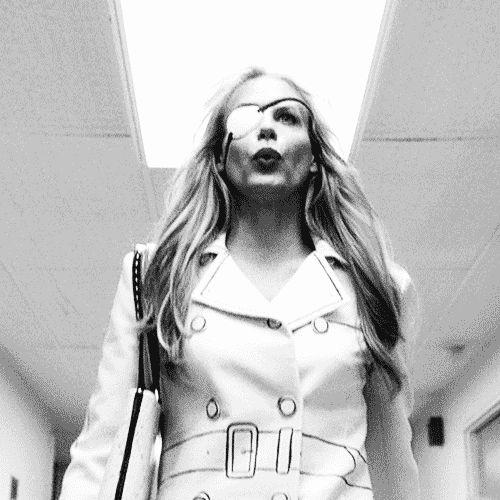 Daryl Hannah as Elle Driver in Kill Bill.