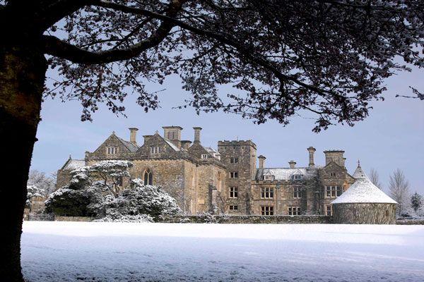 Beaulieu Palace House Celebrates a Victorian Christmas Fair every year in New Forest, UK ©Beaulieu Estate