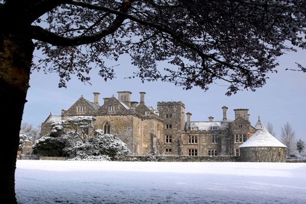 Beaulieu Palace House Celebrates a Victorian Christmas Fair every year in New Forest, UK ©Beaulieu Estate
