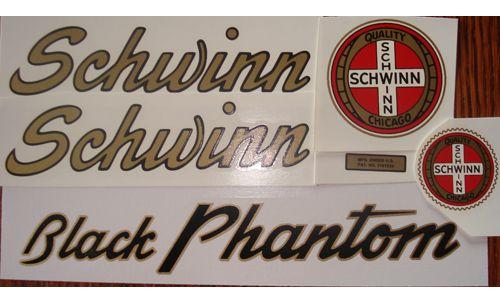 Vintage Schwinn - Welcome! Schwinn Bike Decals, Paint, Custom Parts and Gallery
