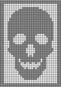 Monster Crochet New Charts Available From Head Toe The Skeleton
